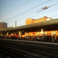 Photo taken at Doncaster Railway Station (DON) by Calam N. on 10/14/2011