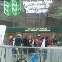 Photo taken at Washington State Convention Center by Masato K. on 3/29/2012