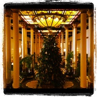 Photo taken at The Driskill by Susan B. on 12/1/2011