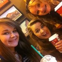 Photo taken at Starbucks by Aspen E. on 11/4/2011