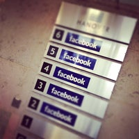 Photo taken at Facebook Dublin by Tiago T. on 11/24/2011