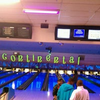 Photo taken at Continental Lanes by Chuck G. on 3/19/2011
