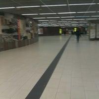 Photo taken at Metro Moncloa by Jose Luis P. on 10/29/2011