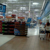 Photo taken at Walmart Supercenter by Caroline M. on 4/22/2011