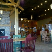 Photo taken at Caribou Coffee by John J. on 4/17/2011
