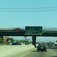 Photo taken at I-880 (Nimitz Fwy) by Lora R. on 8/30/2011