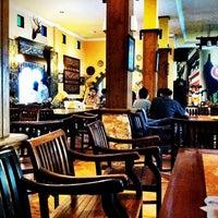 Photo taken at Liiur Futsal & cafe by Adrian T. on 9/1/2011