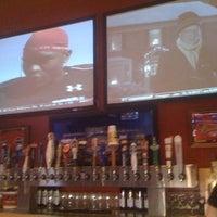 Photo taken at Buffalo Wild Wings by Travis on 1/3/2011
