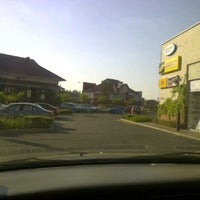 Photo taken at Grey Owl Shopping Centre by Nicole B. on 10/8/2011