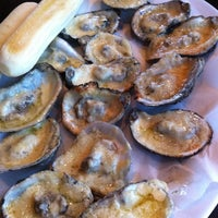 Photo taken at Uncle Bubba's Oyster House by Cathy S. on 7/21/2011