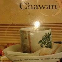 Photo taken at Chawan by Bryan L. on 8/25/2011
