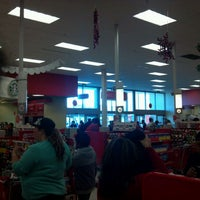 Photo taken at Target by Lahra R. on 11/25/2011