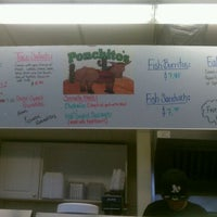 Photo taken at Ponchito's Taqueria by Neva U M. on 12/28/2011
