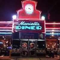 Photo taken at Marietta Diner by Darlene D. on 3/11/2012