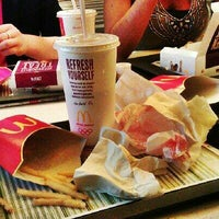Photo taken at McDonald's by Emmi E. on 7/8/2012