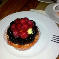 Photo taken at Patisserie Valerie by Victor S. on 4/21/2012