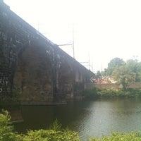 Photo taken at Connecting Railway Bridge by Hashim J. on 7/22/2011
