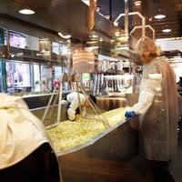Photo taken at Beecher's Handmade Cheese by Tanya M. on 1/27/2012