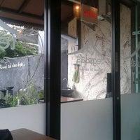 Photo taken at Tegulas (rumah teh dan kopi) by tyas d. on 12/11/2011
