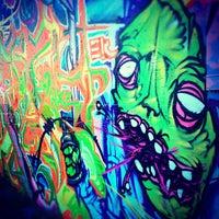 Photo taken at Graffiti Art by Sean N. on 11/1/2011