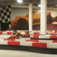Photo taken at K1 Speed by Pallavi K. on 9/3/2012
