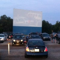 Photo taken at Boulevard Drive-In Theatre by Megan S. on 7/14/2012