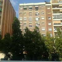 Photo taken at Edificio al que le quitaron los balcones... by DRB on 10/1/2011