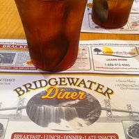 Photo taken at Bridgewater Diner by Mike 🌎 on 4/1/2012