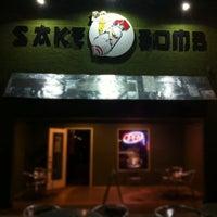 Photo taken at Sake Bomb by Thaddeus R. on 6/14/2011