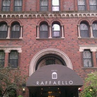 Photo taken at Raffaello Chicago by Miles D. on 5/7/2012