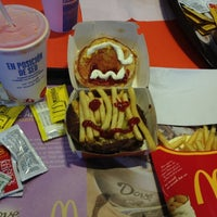 Photo taken at McDonald's by Felipe V. on 3/4/2012