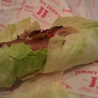 Photo taken at Jimmy John's by Faisal M. on 10/21/2011