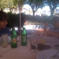 Photo taken at Restaurante Bombordo by José Diogo S. on 9/4/2011