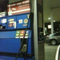 Photo taken at Super Pantry by Kristin G. on 11/23/2011
