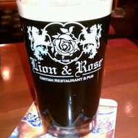 Photo taken at The Lion & Rose by Christopher C. on 9/7/2011