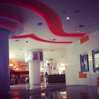 Photo taken at Eastwood Cinemas by Ayan D. on 4/30/2012