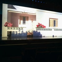Photo taken at Teatro El Nacional by Ariel M. on 6/3/2012