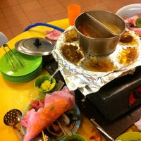 Photo taken at Lobak BBQ & Steamboat by Linna 媚. on 7/13/2012