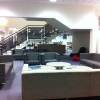 Photo taken at UTS Library by Brighton L. on 3/11/2011