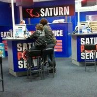 Photo taken at Saturn by Jantien v. on 10/12/2011