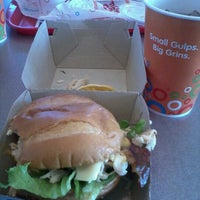 Photo taken at Arby's by Nikki S. on 1/29/2012