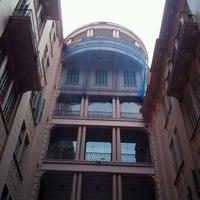 Photo taken at Casa de Cultura Mario Quintana by Pablo P. on 12/13/2011
