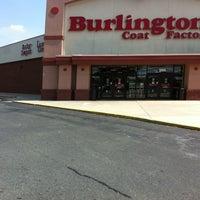 Photo taken at Burlington Coat Factory by Daniel T. on 5/31/2011