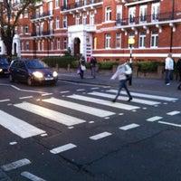 Photo taken at Abbey Road Crossing by Tatiana K. on 12/9/2011