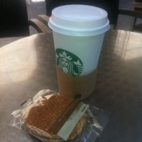 Photo taken at Starbucks Coffee by Valentin S. on 7/24/2012