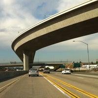 Photo taken at Interchange @ SR 57 & SR 91 by Jon W. on 12/21/2010