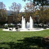 Photo taken at Los Gatos Town Plaza by Jerett B. on 4/15/2011