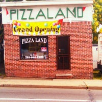 Photo taken at PizzaLand by Conrad S. on 8/19/2011