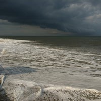 Photo taken at Bethany Beach, Delaware by Laura S. on 1/31/2012