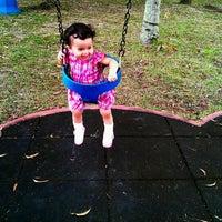 Photo taken at Playground by Amaryllis F. on 1/8/2012